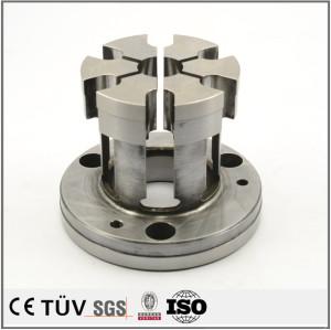 精密ステンレス鋼リング部品   精密CNC加工サービス
