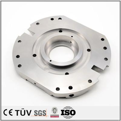五軸精密部品加工 大連鴻昇機械   精密CNC加工サービス