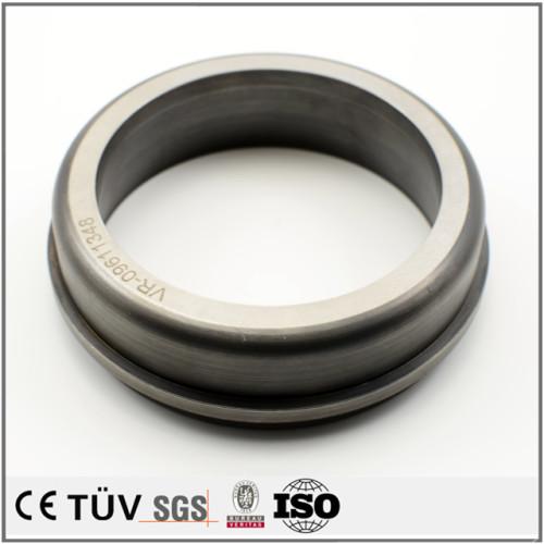 炭素鋼材 熱処理 高周波焼入れ 研磨加工 硬質クロムメッキ処理