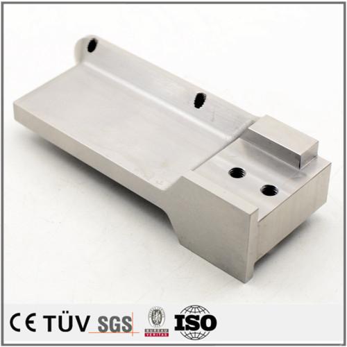 切削・研削・ワイヤーカット加工・溶接・ラップ・組付け、多彩な表面処理・熱処理、