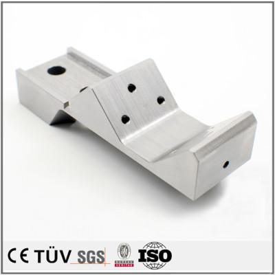 電機用SKD11部品/表面処理部品/高精密電機用バフ部品/自転車パーツ加工