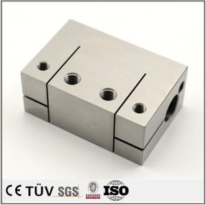 ワイヤー加工高精密SKD11部品/浸炭焼入れSKD11部品
