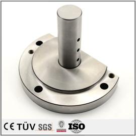旋盤加工アルミ部品/旋盤加工SUS304部品/溶接SS400部品/浸炭焼入れ部品