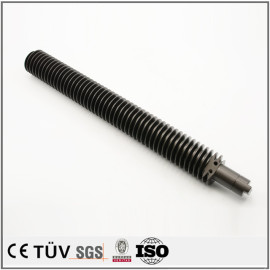 表面処理部品 機械黒染め部品 アルミ表面処理 バフ仕上げなどの精密部品