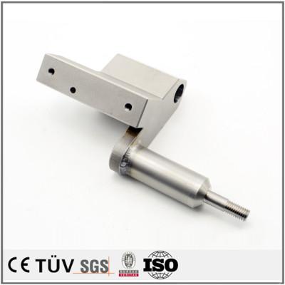 電子音響の精密装置部品  半導体機械部品  産業機械部品  溶接した部品  工作機械部品