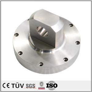 産業用機械、工作機械、製紙機械などの大型部品の高精度加工
