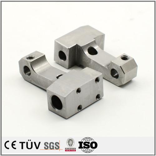 精密部品の加工/旋盤加工したSUS304精密部品/精密機械部品/ワイヤー加工