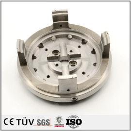 五軸マシニングセンタ切削加工  複合加工機加工  単品特注加工