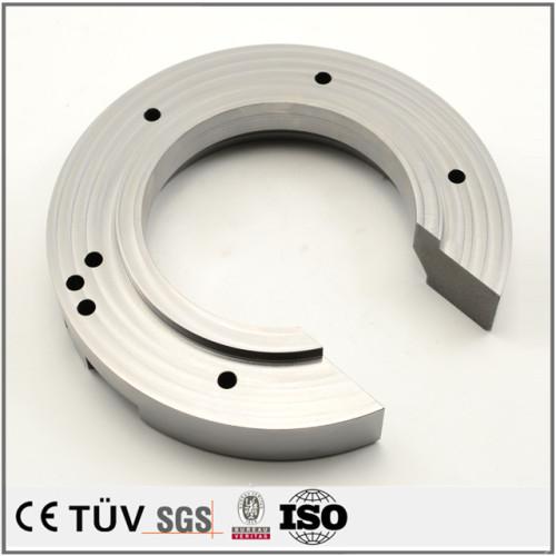 バフかけ 硬質クロムメッキ処理 焼入れ部品の製作 NC旋盤精密加工