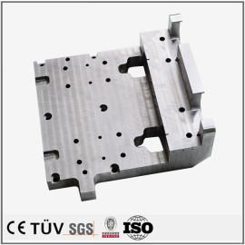 浸炭焼入れSKD11部品/5軸マシニングセンター加工偏芯SKD11部品