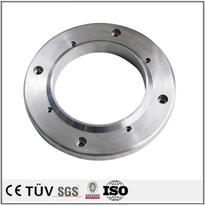 旋盤加工したSUS304精密部品 大連高品質金属加工部品