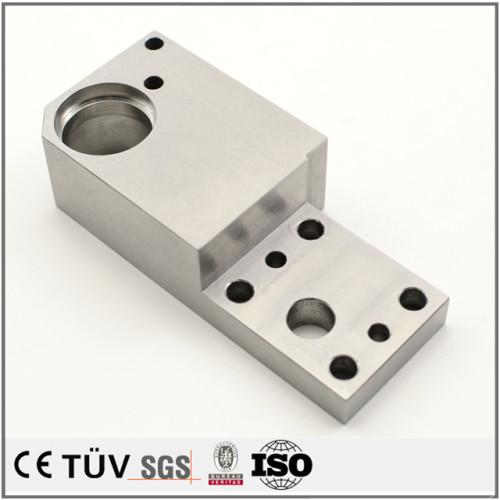SKD11材精密機械部品 CNC精密加工部品 焼入れ部品