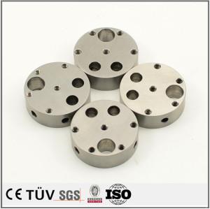 マシニングセンター加工鉄部品 旋盤加工精密機械部品 5軸加工精密部品 精密機械部品