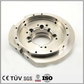 精密部品 旋盤加工したSUS304精密部品 五軸マシニングセンター 大連高品質金属加工部品