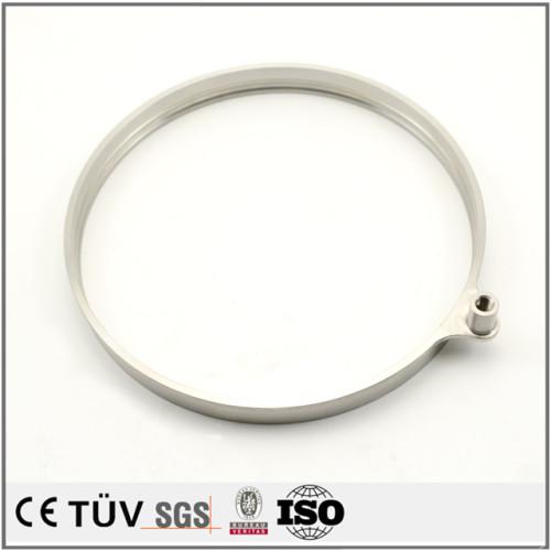 半導体機械部品 産業機械部品 電子音響の精密装置部品 各種設備部品など