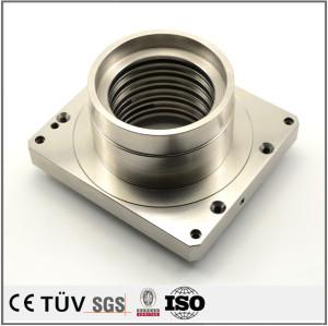 高精度NC旋盤金属部品加工、機械部品のカスタム加工