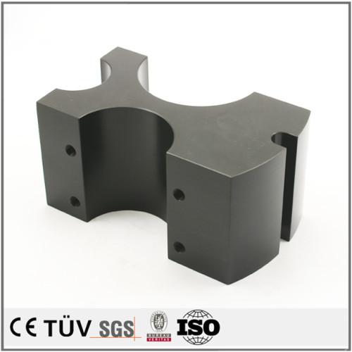 材質の高品質化や高い加工精度