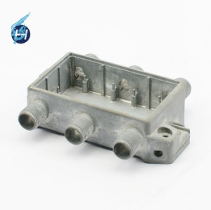Reasonable price customized pressure casting machining food processor machine parts