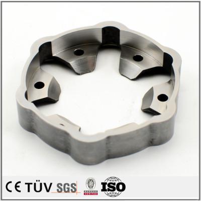 NC旋盤加工した精密部品/鉄など材料の精密部品  超精密金型部品の製造