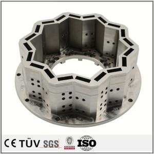 旋盤加工精密機械部品  マシニングセンター加工鉄部品  5軸加工精密部品