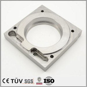 旋盤加工したSUS304精密部品  五軸マシニングセンター  大連高品質金属加工部品