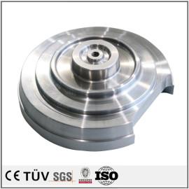 医療機器用SUS304精密部品  旋盤加工精密機械部品  複合加工機と5軸加工部品