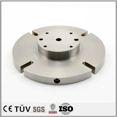 加工製品は 半導体機械部品 金型部品 工作機械部品  産業機械部品 電子音響の精密装置部品 各種設備部品など