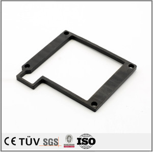 電機用精密装置部品 輸入材MC901ナイロン 高精密カット部品 大連旋盤加工高精密部品