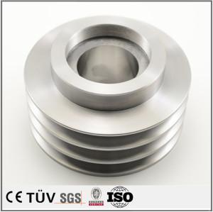 不锈钢SUS304加工件 金属加工零件 车铣复合五轴加工机加工