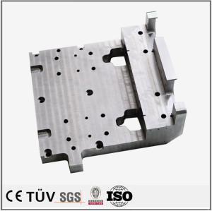 中国の大型机械部品加工、工作機械、産業用機械部品、治工具製作