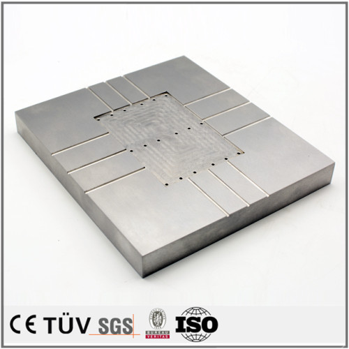 ワイヤーカット放電加工