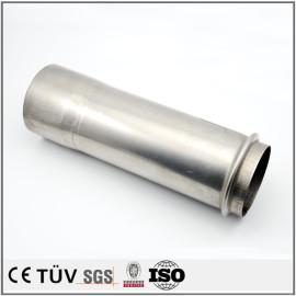 旋盤折曲がり機を使用して、压型、巻板プレス、レーザー切割、曲げの加工方法。