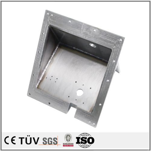 人気ある高強度板金加工包装機ISO9001定制服務 中国製高品質溶接加工製品