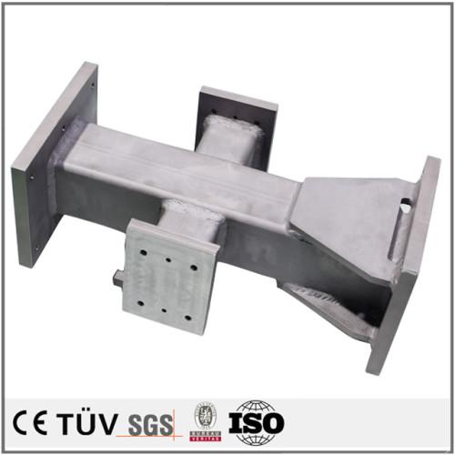 中国製の精密な溶接した表面処理 溶接部品
