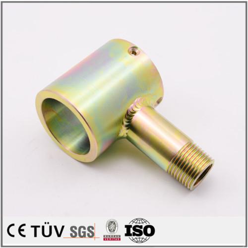 精密部品中国製品 表面処理部品 溶接部品
