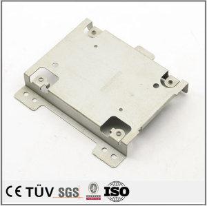 精密板金、金属プレスから溶接・組立てを試作から量産まで対応いたします。