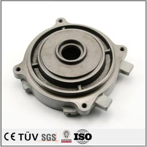中国品質のプランジャーバルブ亜鉛鋳造部品 固定ボールバルブ