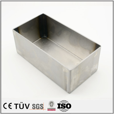 sus304材板金 板金のロット生産 箱生産 精密板金物 人気ある板金物
