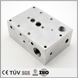 アルミ製品 高品質金属加工部品 包装機用精密な部品