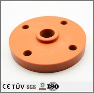 NC旋盤で切削部品の加工・精密部品製造