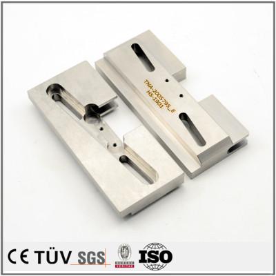 半導体製造装置での各種ボンディングマシーンの主要精密パーツ