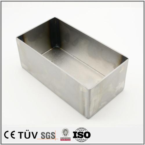 薄板板金溶接部品