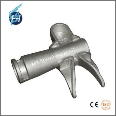 High precision pressure casting working technology machining die-cutting machine parts
