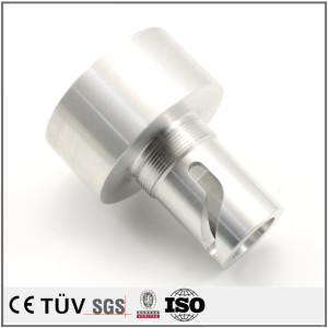 医療機械 高品質のCNC旋削加工部品 支持フレームのメンテナンスのためにカスタマイズされたISO 9001のカスタマイズ