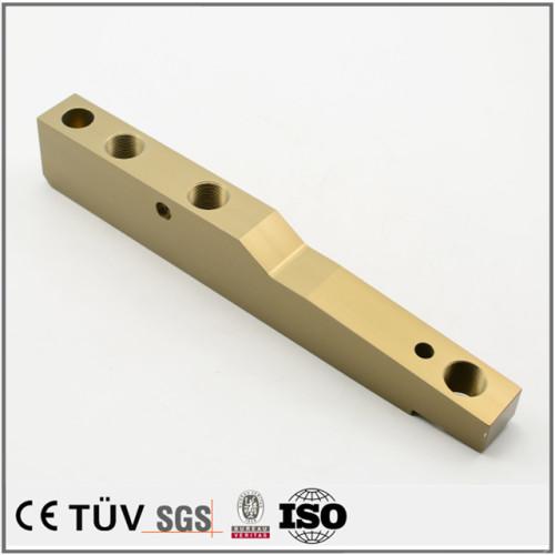 食品加工機械 カスタマイズされたcnc加工亜鉛メッキ部品 中国製造OEMサービスのための異なる色の陽極酸化スペアパーツ