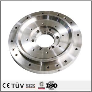 高品質のOEM旋削加工部品 カスタマイズされたステンレス鋼部品