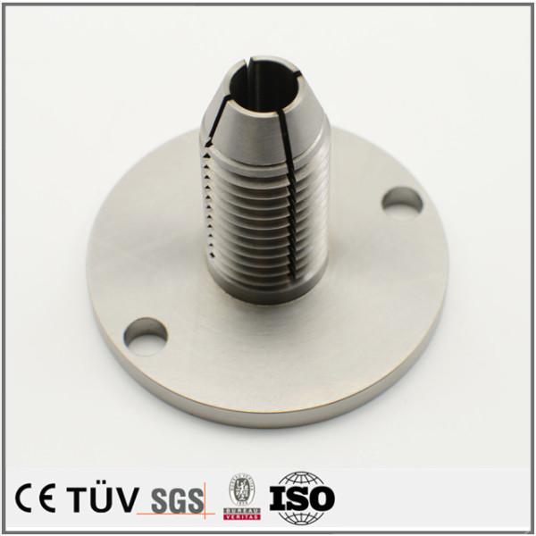 ホット販売ステンレス鋼接続部品 高品質のOEMサービス 高精度旋削加工部品 梱包機械