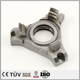 NC旋盤加工した精密部品 鉄また銅など材料の精密部品 超精密金型部品の製造