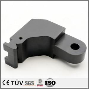 錆防止黒染処理 炭素鋼材 複合加工機加工 焼き入れ/黒染 自動装置部品
