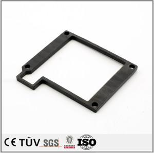 輸入材MC901ナイロン 高精密カット部品 大連旋盤加工高精密部品